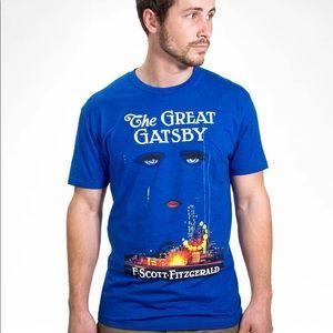 The Great Gatsby Unisex T-Shirt medium